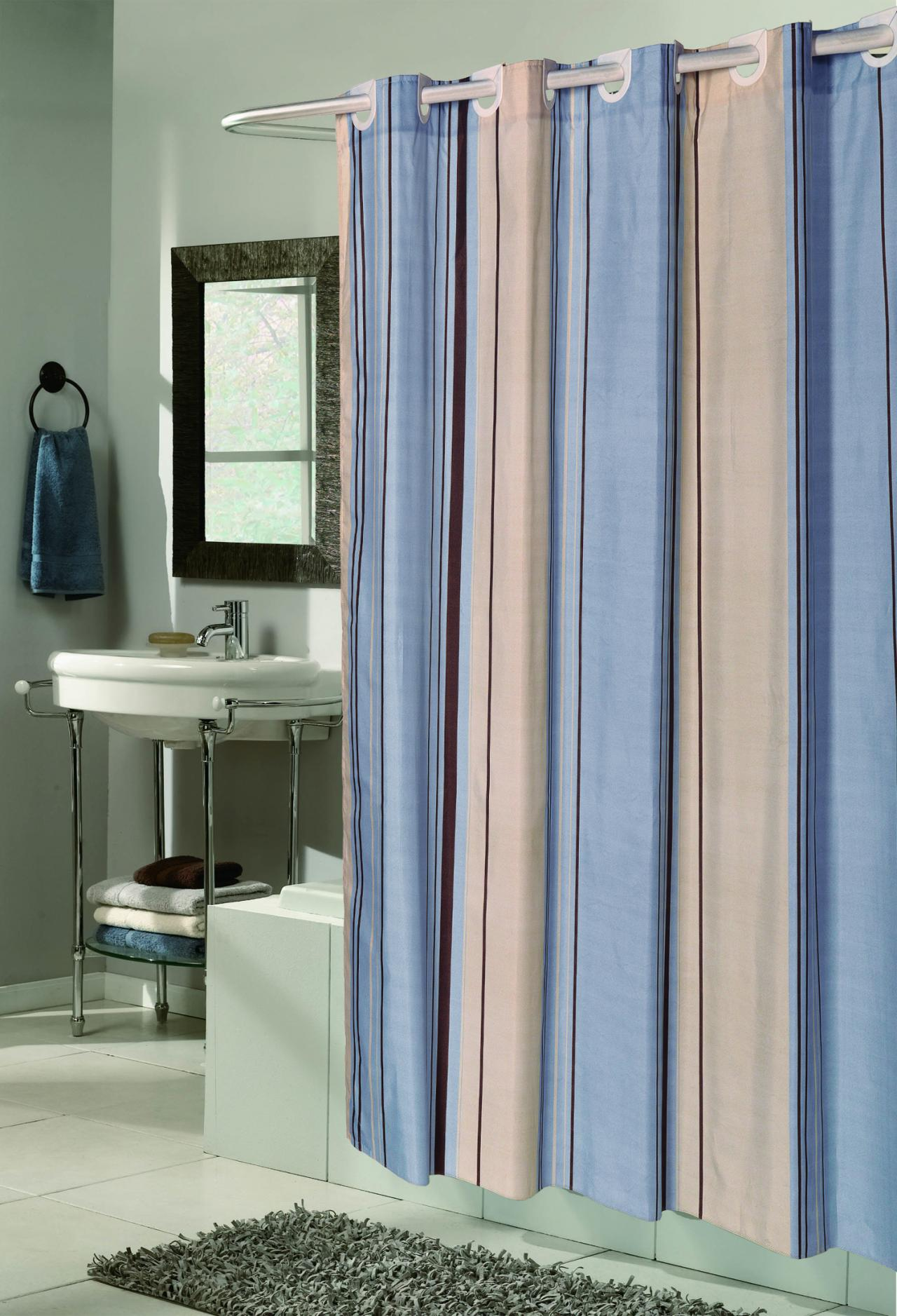 Carnation Home Fashions Inc Quot Ez On Quot Fabric Shower