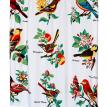 """Audubon"" Fabric Shower Curtain"